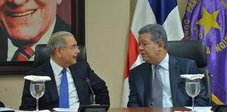 El Comité Político del Partido de la Liberación Dominicana (PLD)