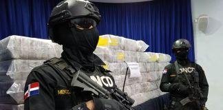 cocaína en costa de Barahona