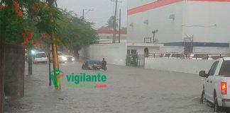 Inundaciones urbanas
