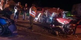 accidente de tránsito en San Juan