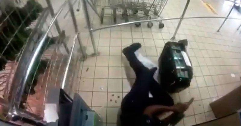 Video: Policía aclara asalto no fue en República Dominicana