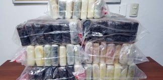 cocaína en el aeropuerto de Las Américas