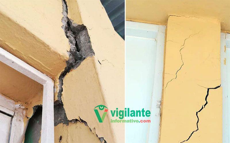 Educación evalúa daños a escuelas por temblores de tierra Línea Noroeste