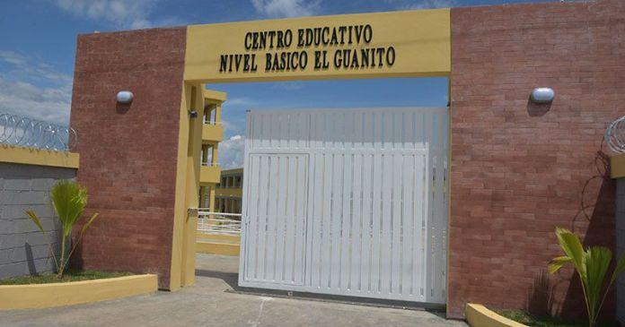 escuela primaria El Guanito