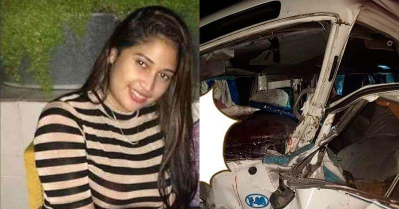 Dos muertos y varios heridos en choque patana y minibús de pasajeros