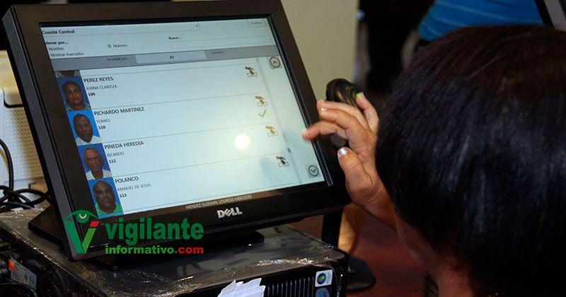 13 partidos piden JCE instale Voto Electrónico para comicios 2020