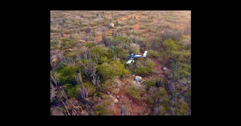 Salió de El Higüero avioneta cayó en Aruba en un vuelo regular