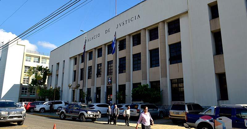 Explican incidente en el Palacio de Justicia de Ciudad Nueva