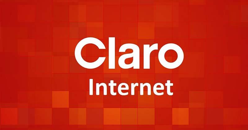 Claro restablece servicios de Internet