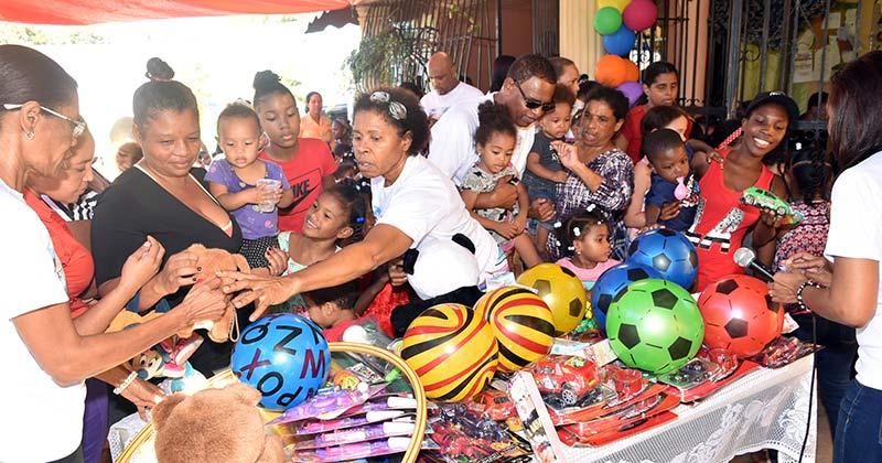 """Fundación celebra """"Cielo Abierto con los Niños"""""""