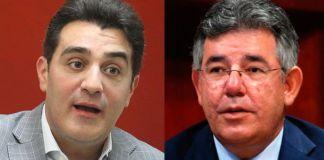 Julio Cury y Víctor Díaz Rúa