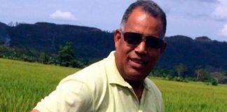 periodista Blas Olivo