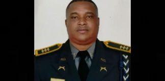 Capitán de la Policía