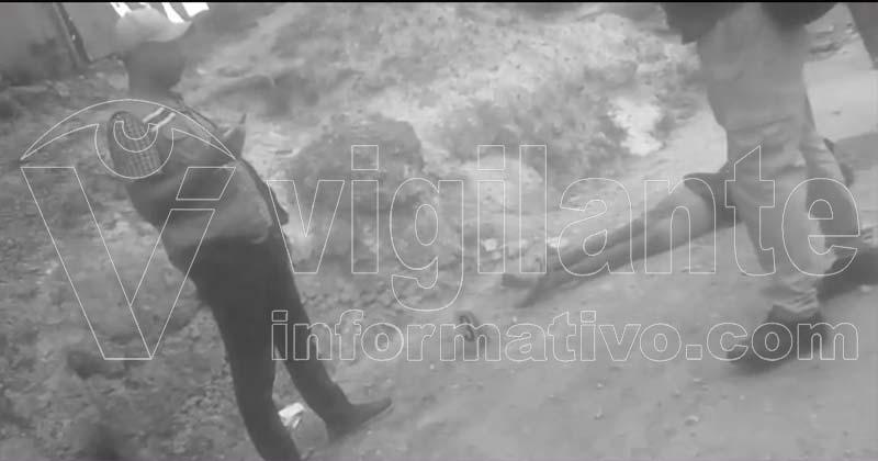 """Matan a """"Chiquito"""" próximo a punto de drogas en Villa Liberación"""