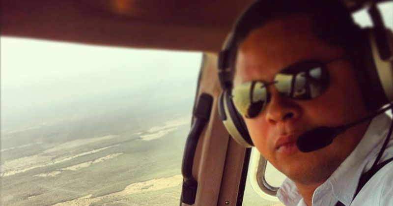 Murió en la madrugada piloto helicóptero que cayó en Puerto Plata