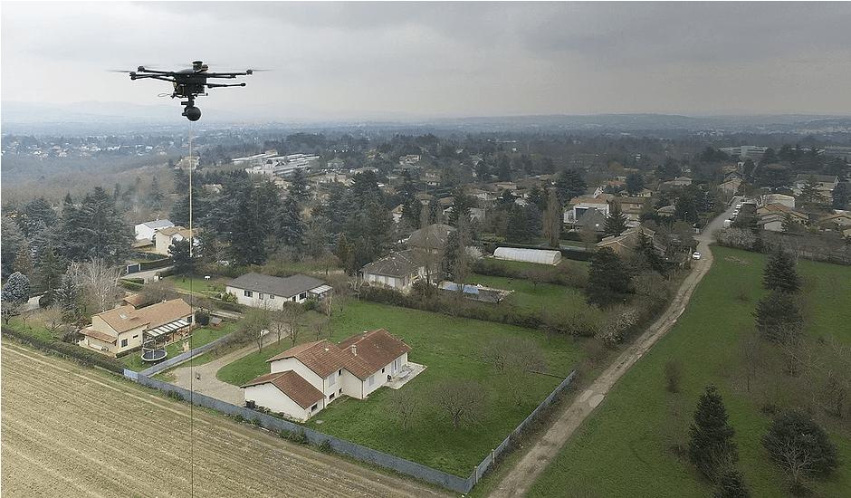 A Invasão de Drones na Segurança Privada