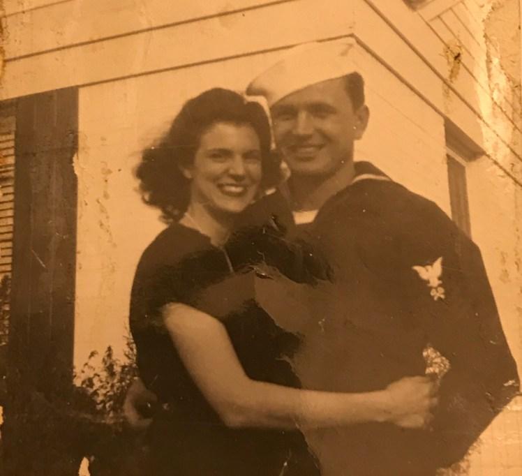 Gwendolyn and Kenneth Popejoy