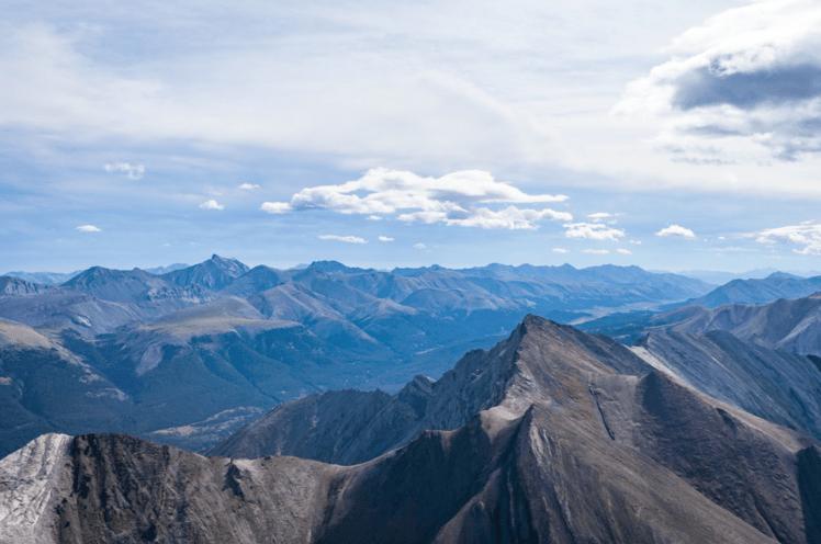 Mountains, Leadership Peak