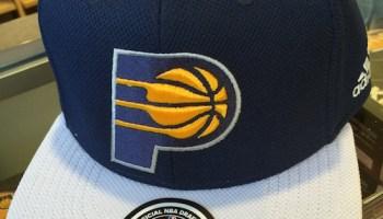 reputable site 8643f 85fe7 PHOTOS  Pacers 2015 NBA Draft Cap