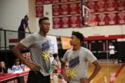 Myles Turner basketball camp6