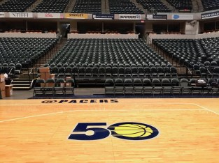 pacers-50-logo-on-court-wideshot