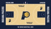 Pacers new main court