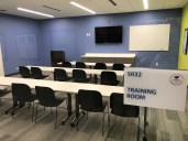 St. Vincent Center - Training room
