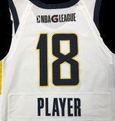 Mad Ants new uniform - white jersey back