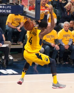 Victor Oladipo, Pacers, 2018 NBA Playoffs