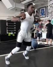 Victor Oladipo, David Alexander, DBC Fitness