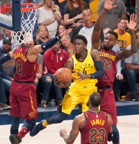 Victor Oladipo, Pacers, Cavaliers