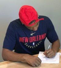 Trevon Bluiett, New Orleans Pelicans