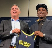 Aaron Holiday, Kevin Pritchard, Pacers, 2018 NBA Draft