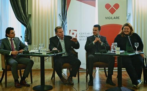 """Održan i ekonomski panel: """"Postoji li u Hrvatskoj (slobodno) tržište?"""""""