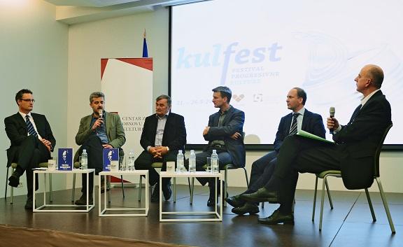 Prva večer Kulfesta: Konzervativni forum