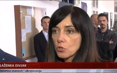 """Odgovor ministrici Divjak: """"Sram nas je što čelno mjesto u MZO-u okupira osoba koja pedofiliju smatra marginalnom temom"""""""