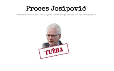 """Predmet """"Vigilare protiv Ive Josipovića"""""""