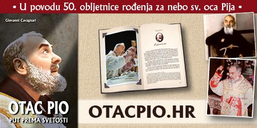 Otac Pio – put prema svetosti
