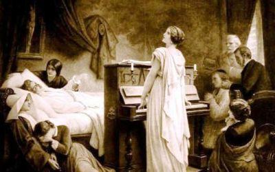 Chopinova (katolička) smrt