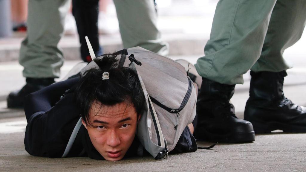 La Chine suspend le traité d'extradition liant Hong Kong et le Canada