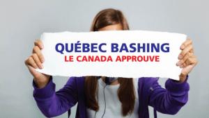 Hostilité «systémique» contre le Québec français