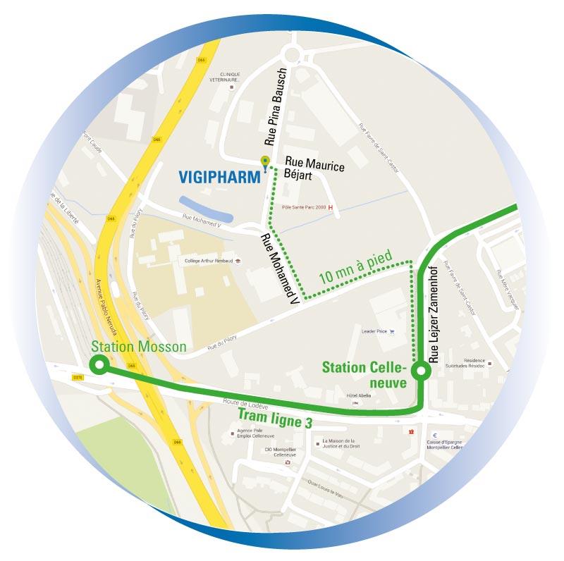 Cliquez pour aller sur Google Maps