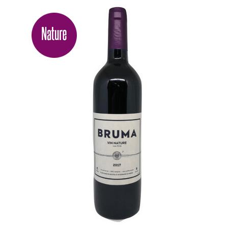 BRUMA, vin nature