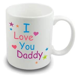 Fathers Day Printed Mug
