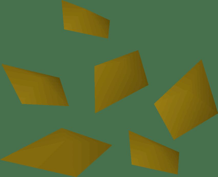 unidentified minerals old school