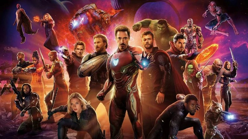 does avengers infinity war
