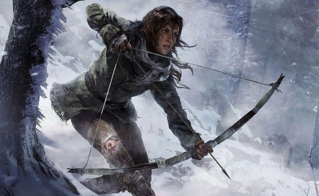 Rise Of The Tomb Raider 20 Year Celebration New