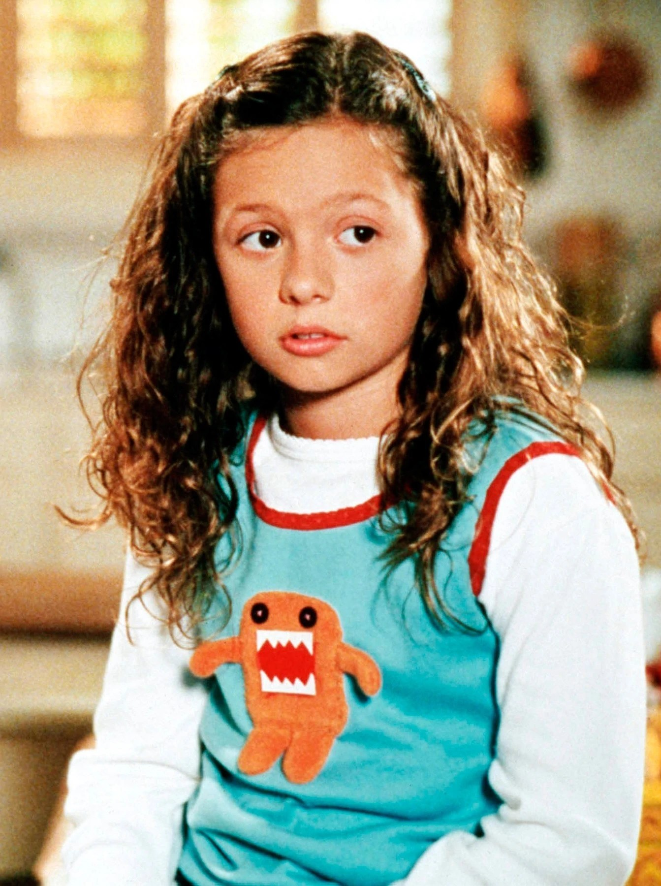 And Mary Lucy 7th Heaven