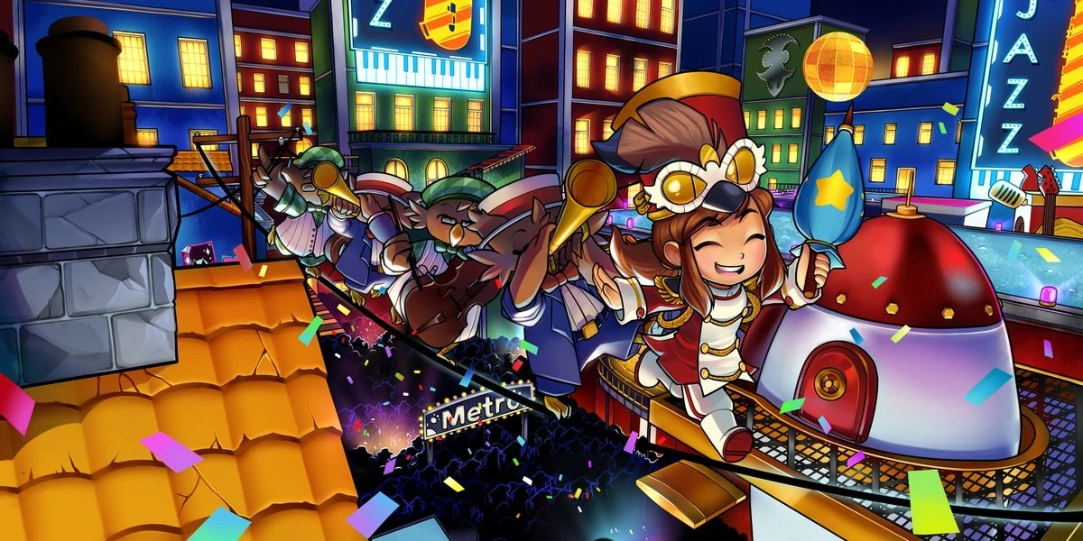 The Big Parade A Hat In Time Wiki FANDOM Powered By Wikia
