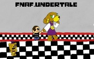 fnaf undertale undertale crossovers
